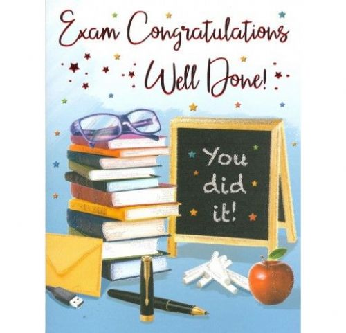 Congratulations Exam C80252